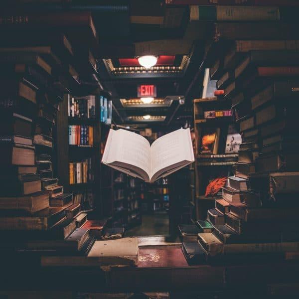 Il libro esce dalla Biblioteca